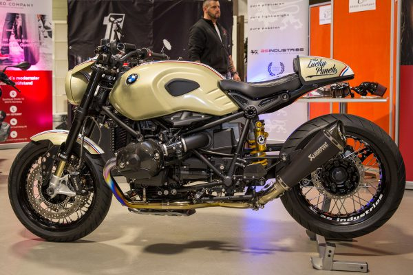 BMW R nineT – AS Industries custom