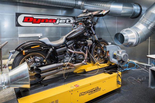 Harley Davidson – Dyna Lowrider S