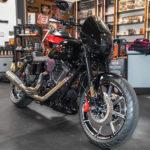 Dyna Fat Bob - 110 cui Twin-Cam - Bike